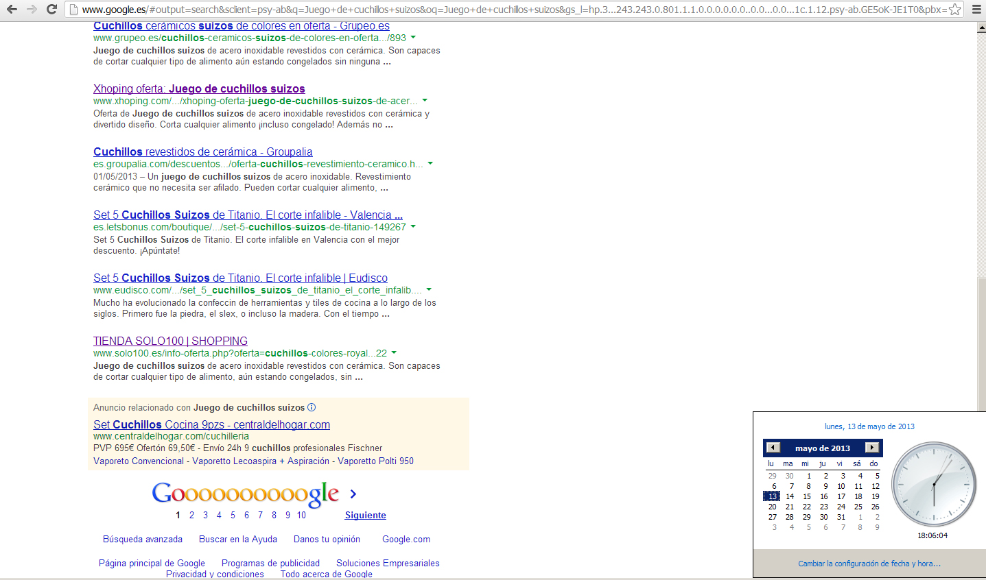 Quiero salir en la primera página de Google por Snik Comunicación
