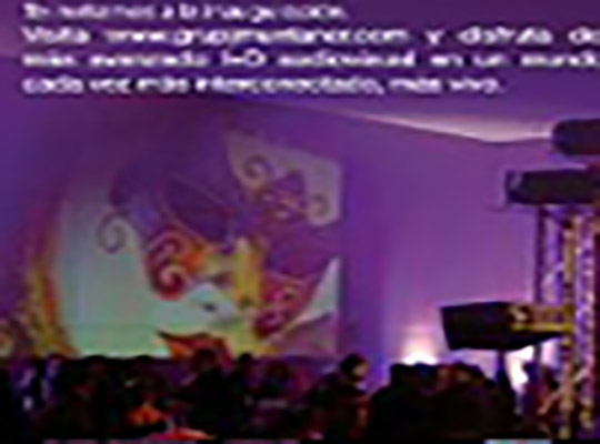 Anuncio para el lanzamiento del nuevo web del Grup JMuntaner - Snik Comunicación