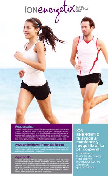 anuncio de Ion Energetix para la cursa Garraf 2013  por Snik Comunicación