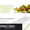 Catálogo promocional de Deskidea de ofertas de verano - Snik Comunicación