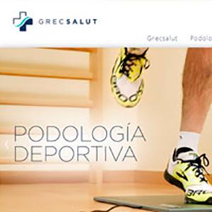 Mejora del posicionamiento del web de GrecSalut a partir de la generación de títulos, palabras clave y descripciones de cada página para una mejor indexación del web.