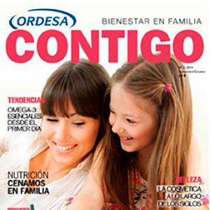 Els laboratoris Ordesa publica en el seu web continguts creats per l'agència de comunicació Snik. En ella es pot trobar informació relacionada amb nens de 0 a 12 anys.