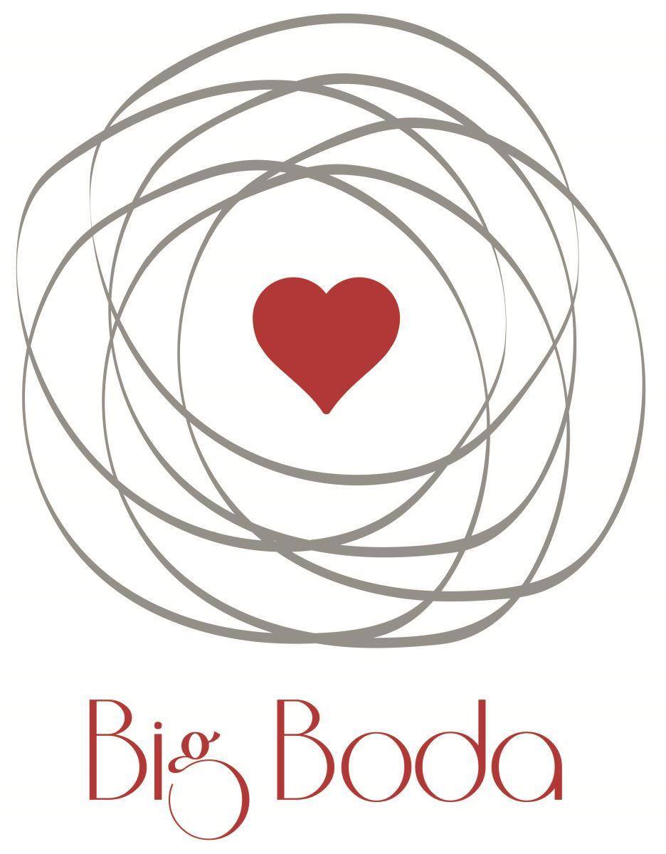 Diseño de logotipo para Big Boda