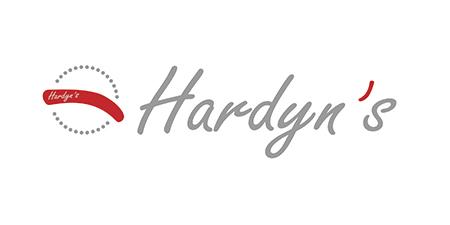 Diseño de logotipo para Hardyn's