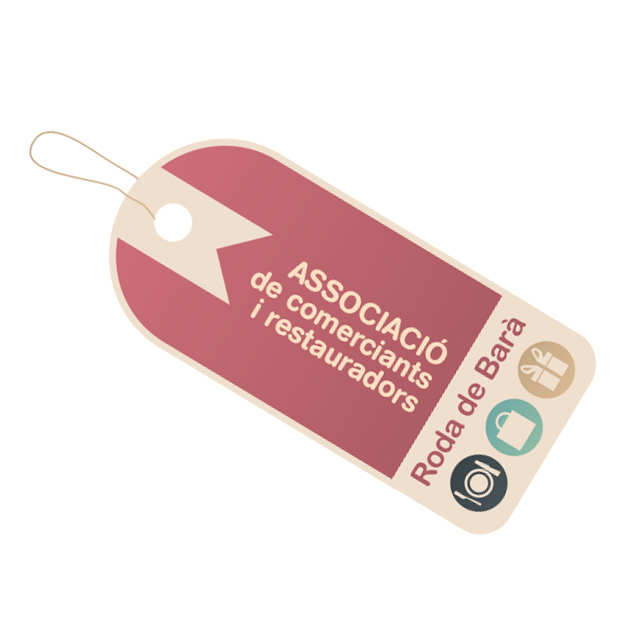 Logotipo Asociación de Comerciantes y Restauradores de Roda de Bará (ACRRB)