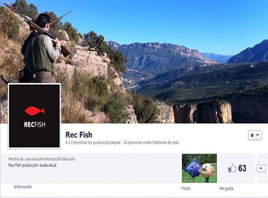 Gestión y dinamización de la página de Rec Fish en Facebook - Snik Comunicación