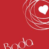 Diseño de las tarjetas corporativas de empresa de Big Boda, especialista en bodas.
