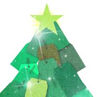 Idea y diseño de la postal de Navidad de la empresa Termic Paper para felicitar a sus clientes, empleados, proveedores y colaboradores.Creación de una felicitación navideña.