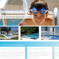En Snik hemos desarrollamos el nuevo web de Abripool, fabricante de cubiertas de piscina.